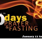 RCCG 2017 fasting & prayers -11th January to February 19th (40days)