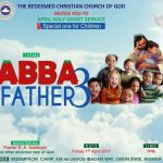 Prayer Points from April Holy Ghost Service – Abba Father 3