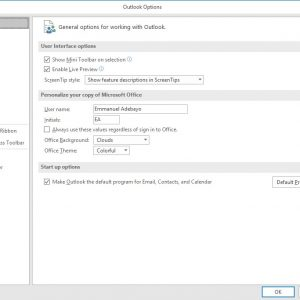 How to Enable or Disable Add-ins in Microsoft Outlook 2010
