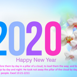 Happy New Year, Happy New Decade And Welcome To The 2020's